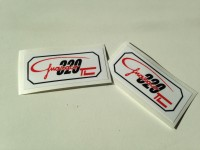 Stickers, Badges and Graphics