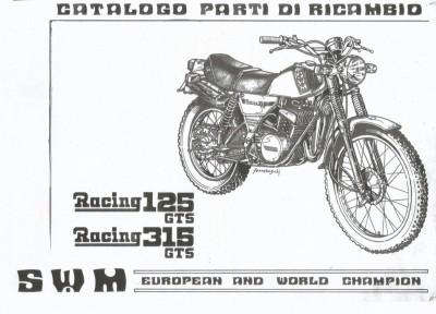 GTS Racing parts