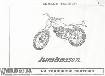 Jumbo parts list
