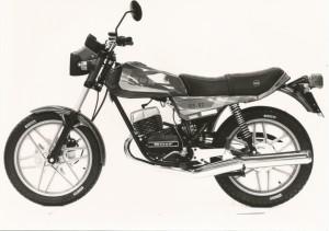 SWM 125 RZ