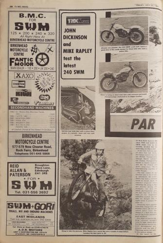 SWM TL240 1982 page 1