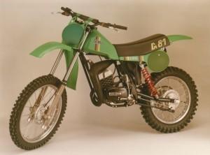 Gori MX125 G81
