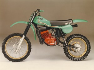 Gori MX500 proto